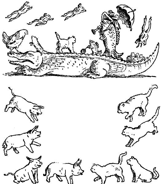 Картинка путаница раскраска